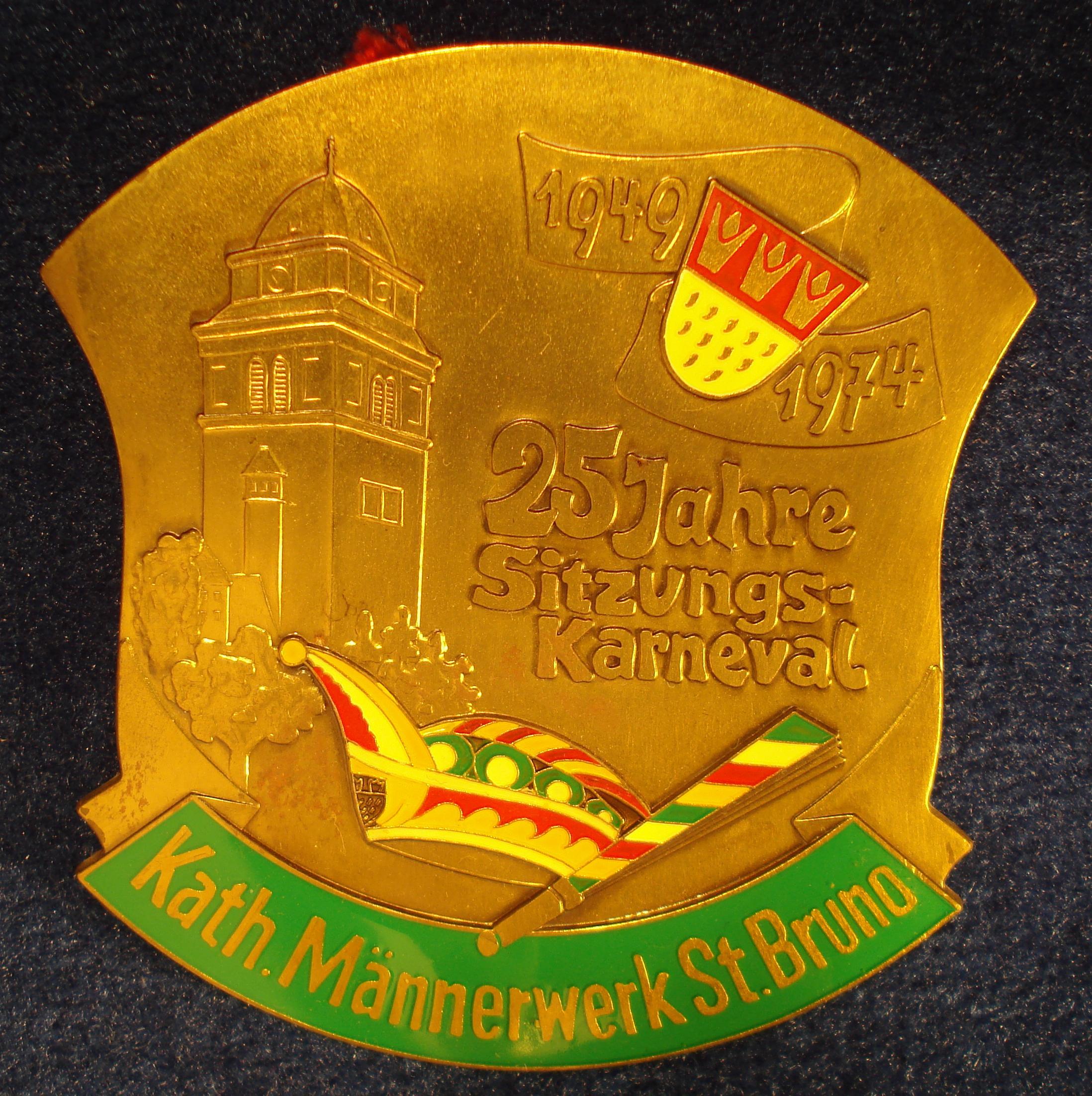 Orden von 1974 in Gold