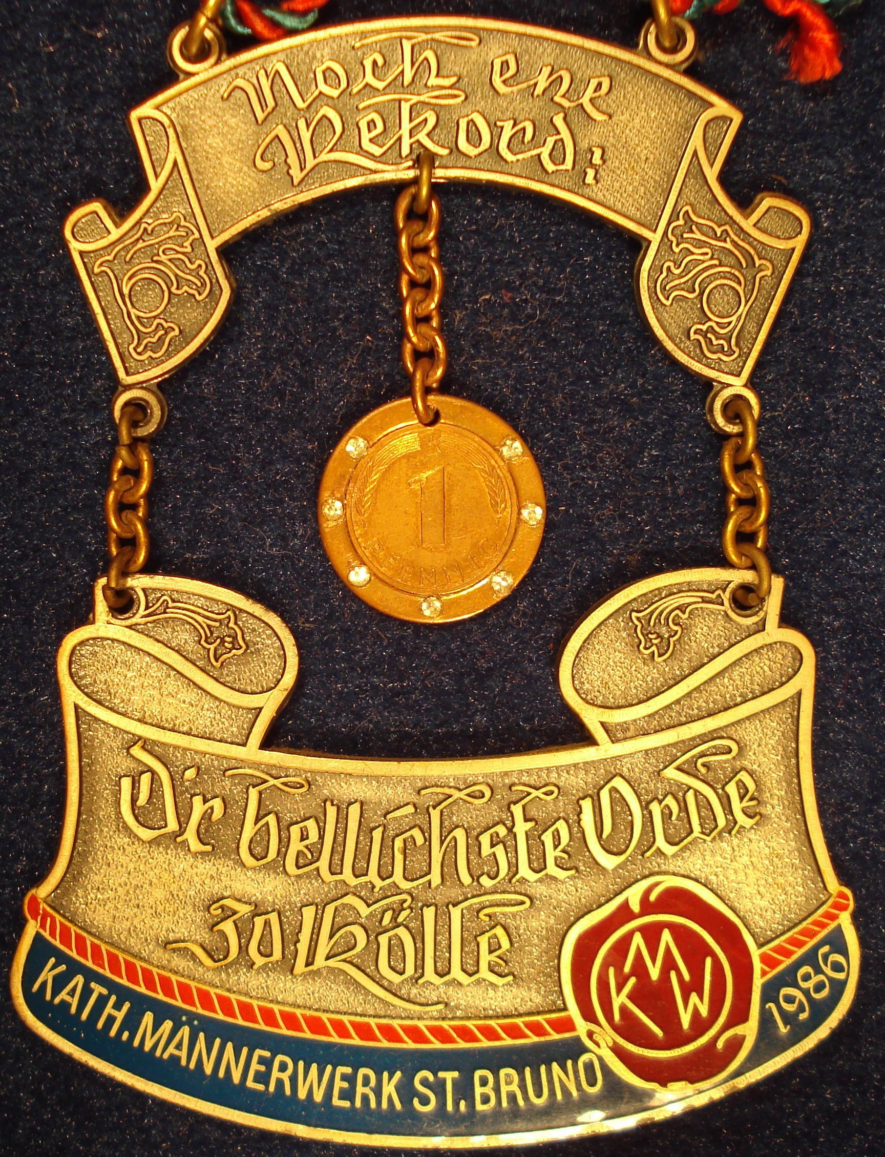 Orden von 1986