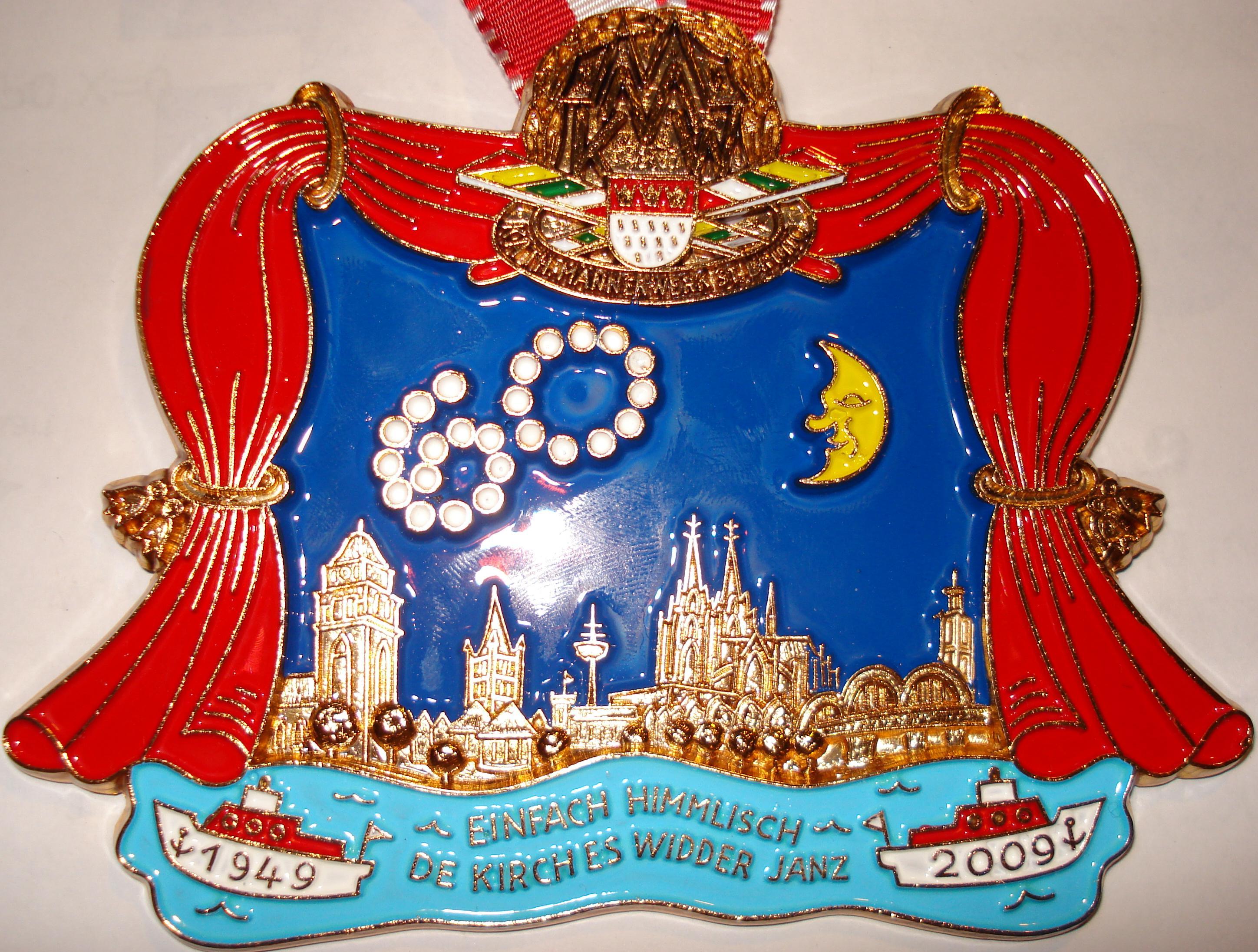 Orden von 2009 (größer)