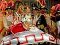Sitzung 2014 31 - Dreigestirn von 2014 (Jungfrau als Dancing Queen)