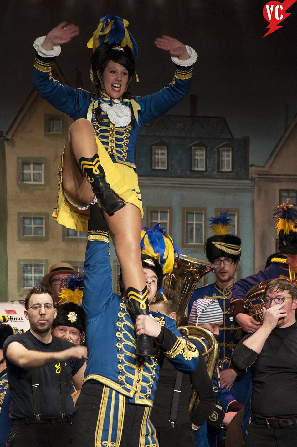 Kostümsitzung 2016
